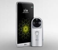 WITH LG 360 CAM AND GOOGLE STREET VIEW, SHARE AND ENJOY 360-DEGREE CONTENT WITH EASE