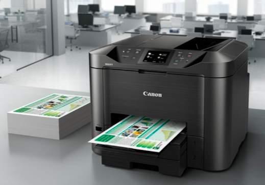 CanonrozšiřujesvojiproduktovouřaduMAXIFYovysocevýkonnáaefektivnízařízenízvyšujícíproduktivitufirem