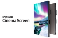 Samsung Electronics Premieres the Theater of the Future with New Cinema Screen Technology