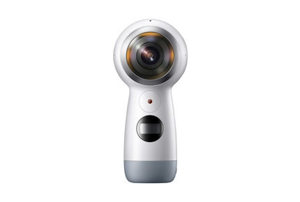 Samsung's New Gear 360 Introduces True 4K Video 360-Degree Content Capture