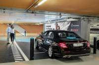 Bosch and Daimler demonstrate driverless parking in real-life conditions