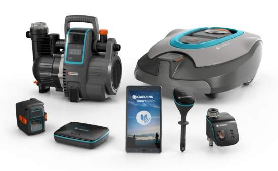 PremieraGARDENAsmartsystemwPolsce–kontrolujswójogródzapomocątelefonu