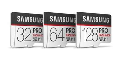 Samsung Electronics Redefines High Endurance Memory Card Market with New PRO Endurance Card