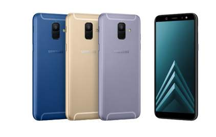 Samsung Introduces the Galaxy A6 and A6+ Featuring an Advanced Camera, Stylish Design and Added Everyday Features